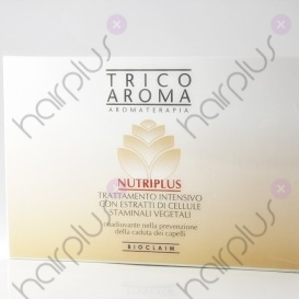 Trattamento Intensivo Nutriplus 12 x 10 ml - Bioclaim