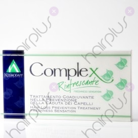 Fiale Complex Rinfrescante Anticaduta 10 x 10 ml - Kosmodaff