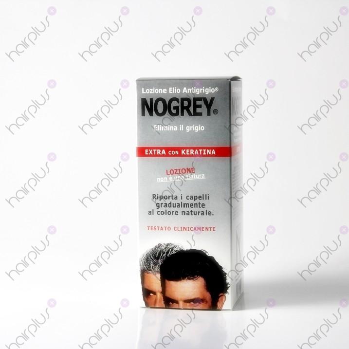 Nogrey Lozione Elio Antigrigio con Keratina 200 ml - Nogrey - Hairplus per  la cura dei tuoi capelli f3dcaab9f947