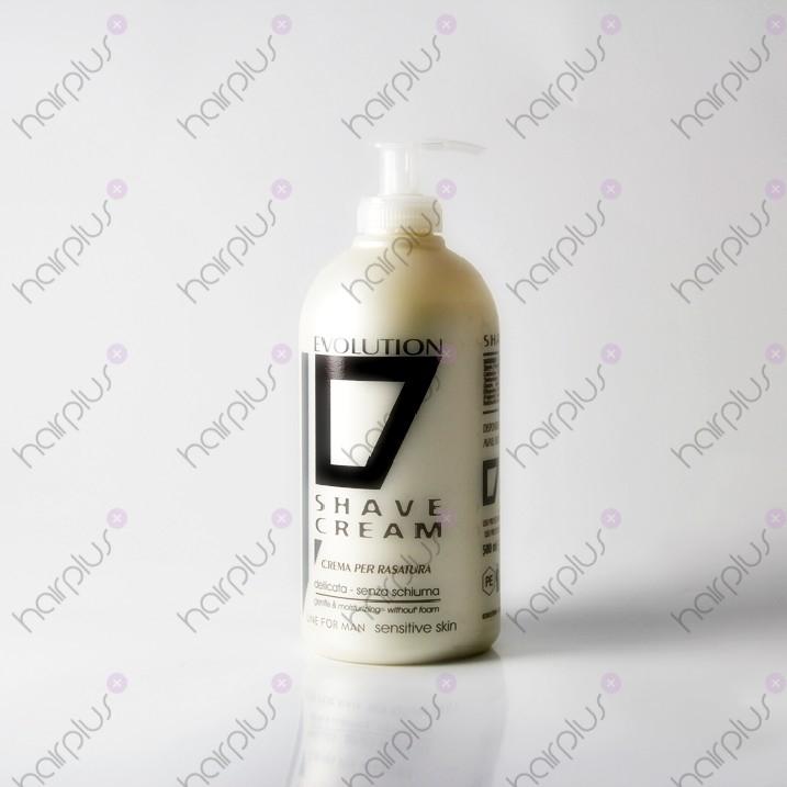Evolution Shave Cream 500 ml - Edelstein