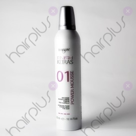 Power Mousse 01  Modellante Forte 300 ml Keiras Finish - Dikson