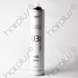 Fixing Spray 03 Lacca Fissaggio Forte 500 ml Keiras Finish - Dikson